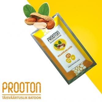 Maapähklivõi PROOTON batoon 50g