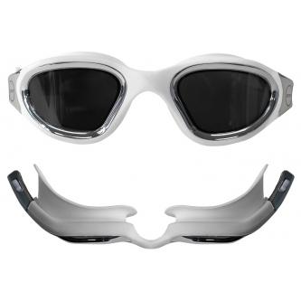 Zone3 Vapour White polariseeritud ujumisprillid