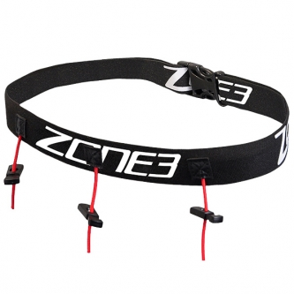 Zone3 Race Belt numbrikumm