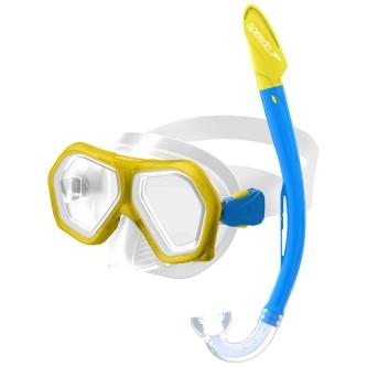 Speedo Leisure snorkel + mask komplekt