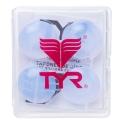 TYR silikoonist kõrvatropid (4tk)