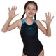 Speedo Hexogonal Tech Muscleback Swimsuit children