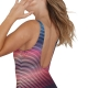Speedo Placement U-Back ujumistrikoo naistele