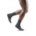 CEP Reflective Mid Cut Socks men