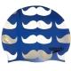 Speedo Slogan silikoonist ujumismüts